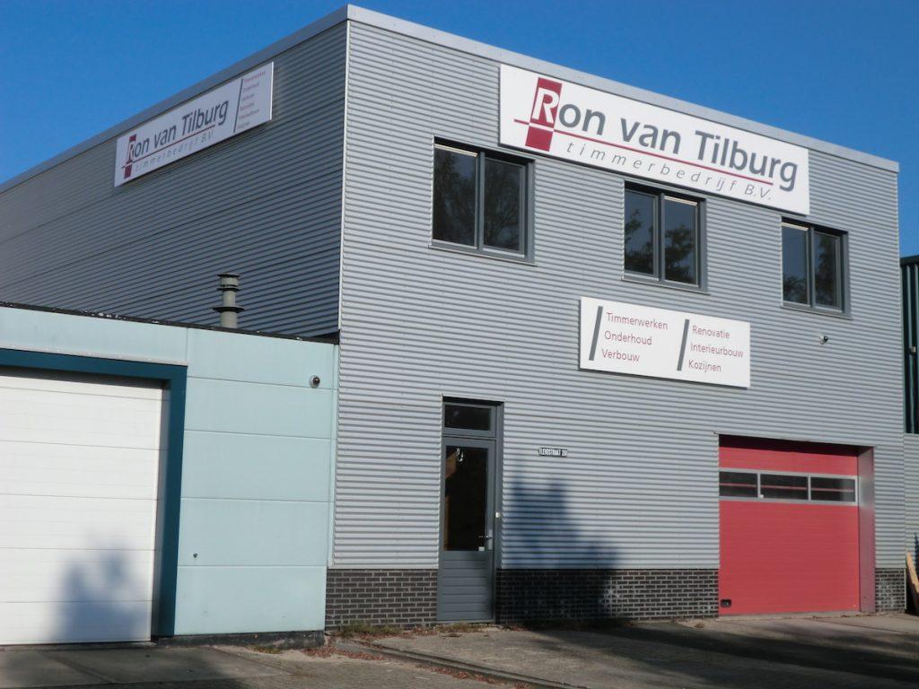 timmerbedrijf ron van tilburg